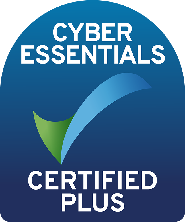 Cyber Essentials (PLUS) Logo